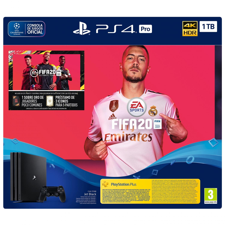 PS4 Pro Reacondicionada (outlet Carrefour online)