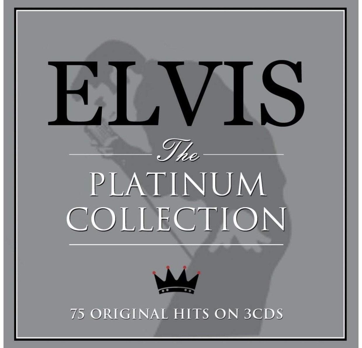 Elvis - The Platinum Collection 3cd