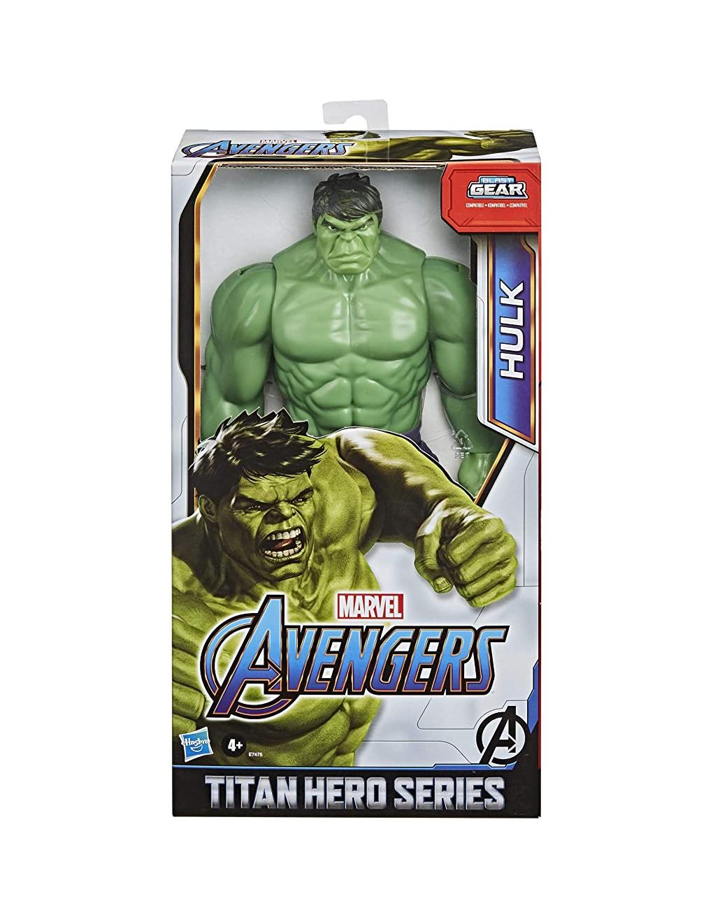Figura titán Hero Hulk
