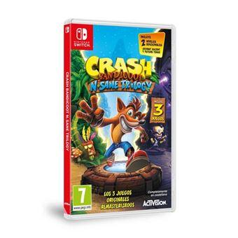 Crash N-sane trilogy FISICO(Fnac socios)