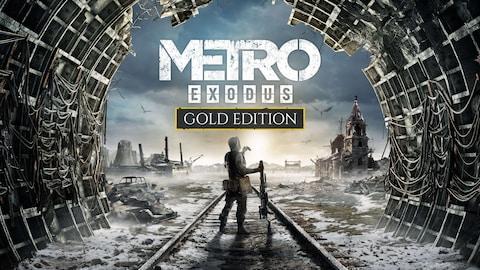 Metro Exodus Gold PC : Edición con cùpon 10€[Epic Games]