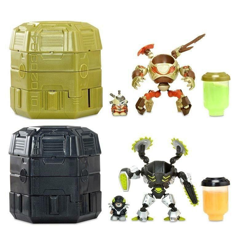 Ready 2 Robot Robot Con Slime Surtidos