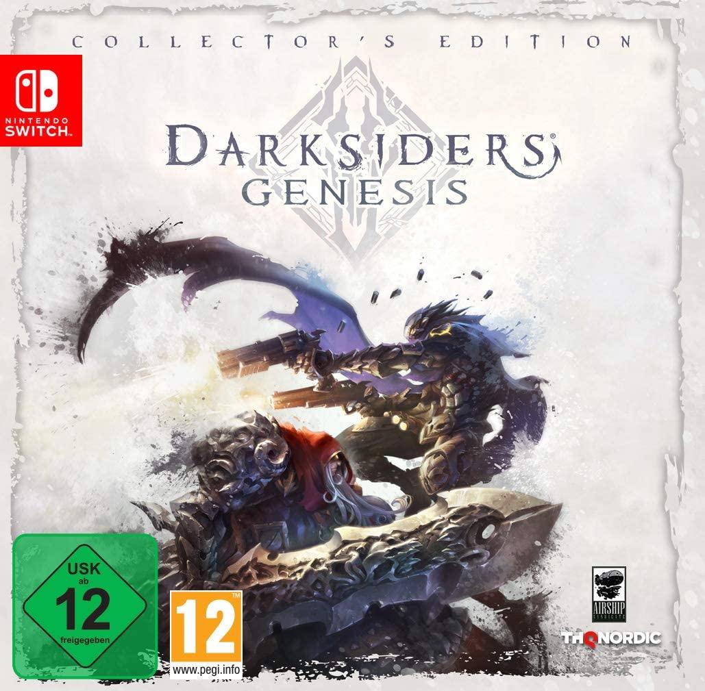 Darksiders genesis edición coleccionista