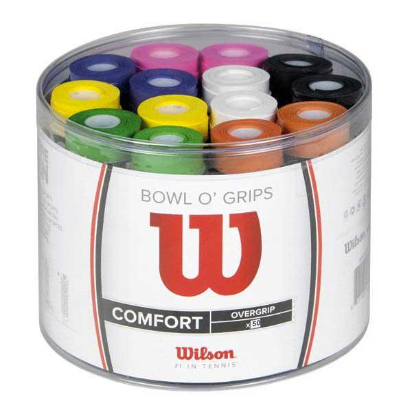 50 overgrips Ultra Wrap Wilson