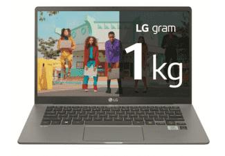 "LG Gram 14"" i5 10ª 8GB RAM solo 652€"