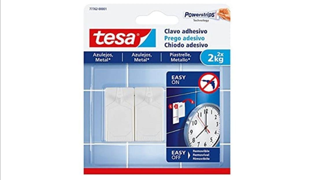 Pack de 2 adhesivos Tesa