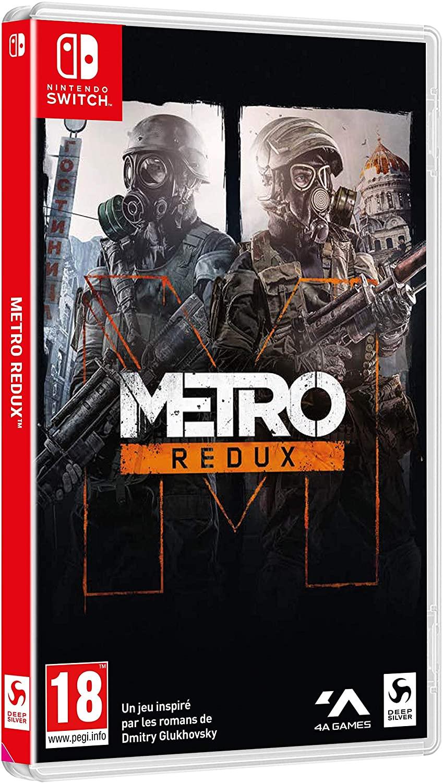 Metro Redux [Importación francesa]