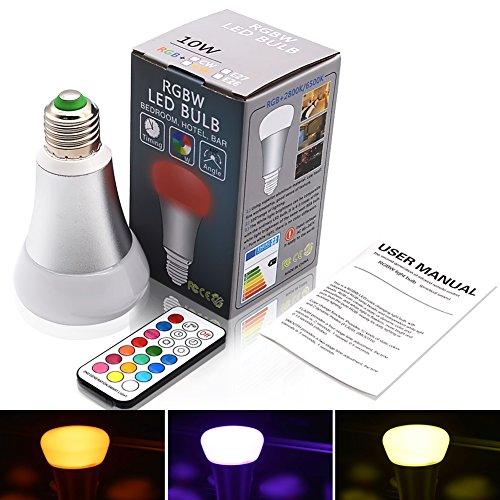 Bombilla LED  10W E27