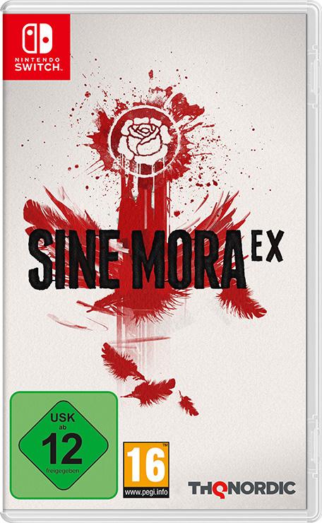 Sine Mora EX para Switch (4.11€ SUD)