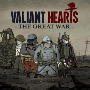 Valiant Hearts: The Great War (Xbox One HUN)