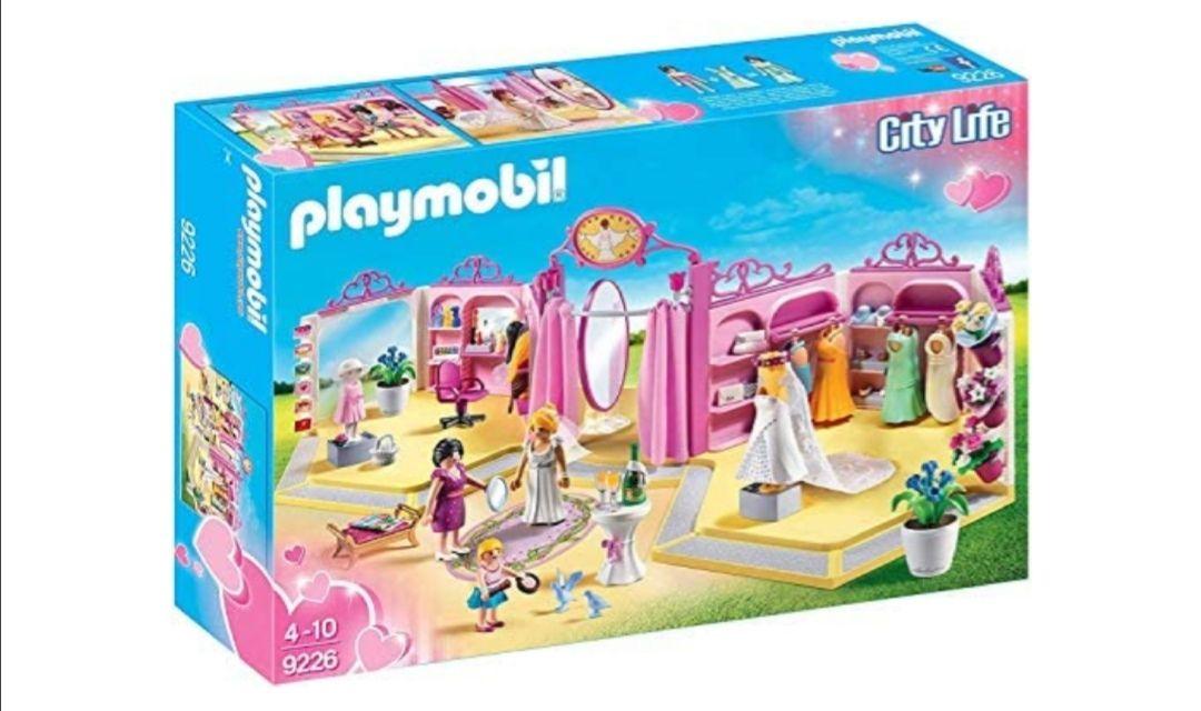 PLAYMOBIL City Life Tienda de Novias