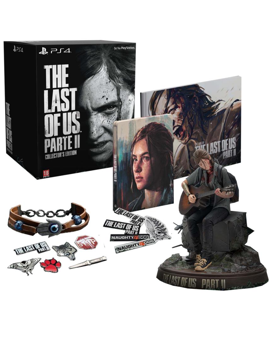 The Last of Us 2 edición coleccionista