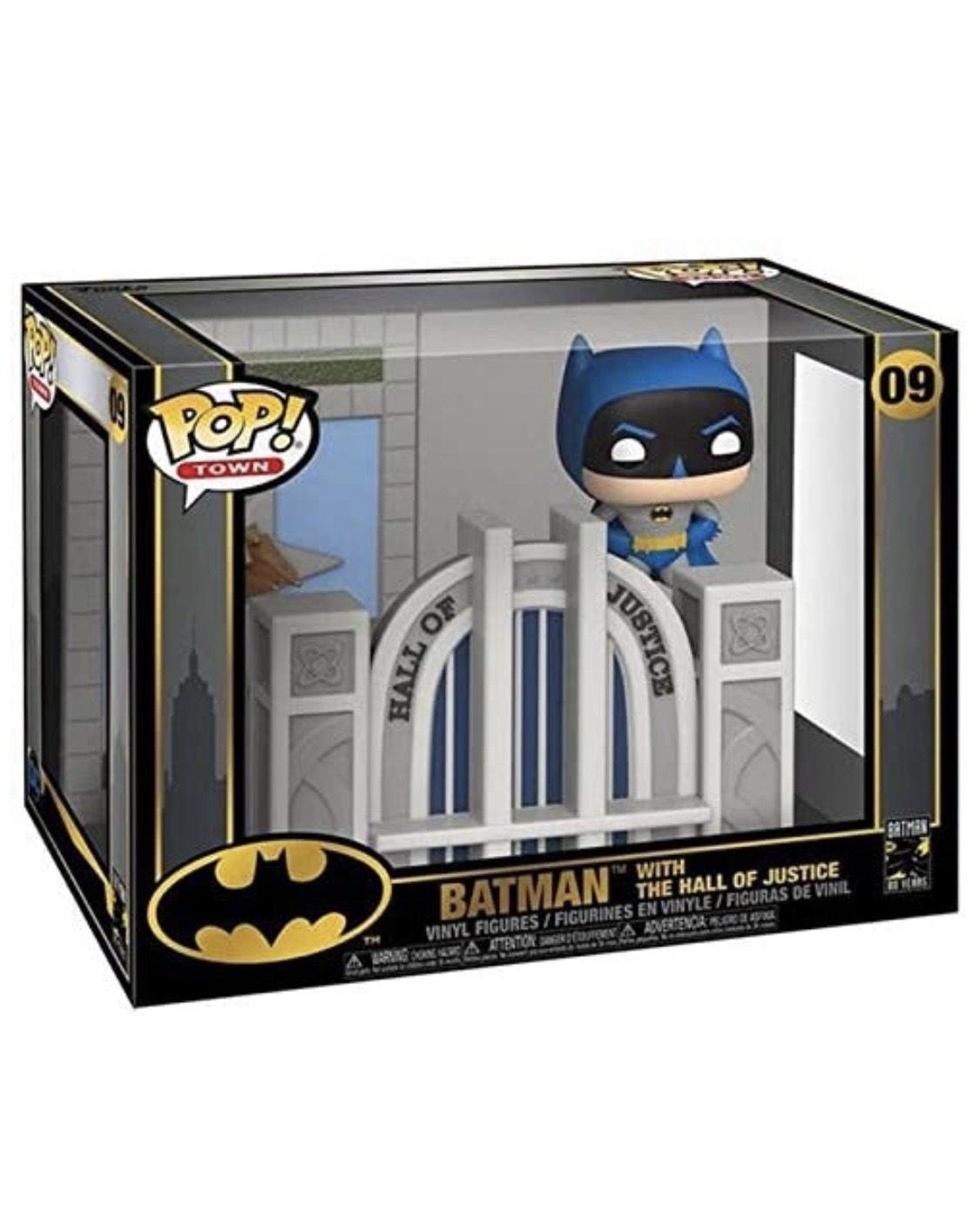 Figura Funko DC Batman - Salón de la justicia, Figura Comic / Cine