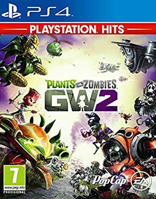 Plants vs Zombies garden Warfare 2 HITS (PS4)
