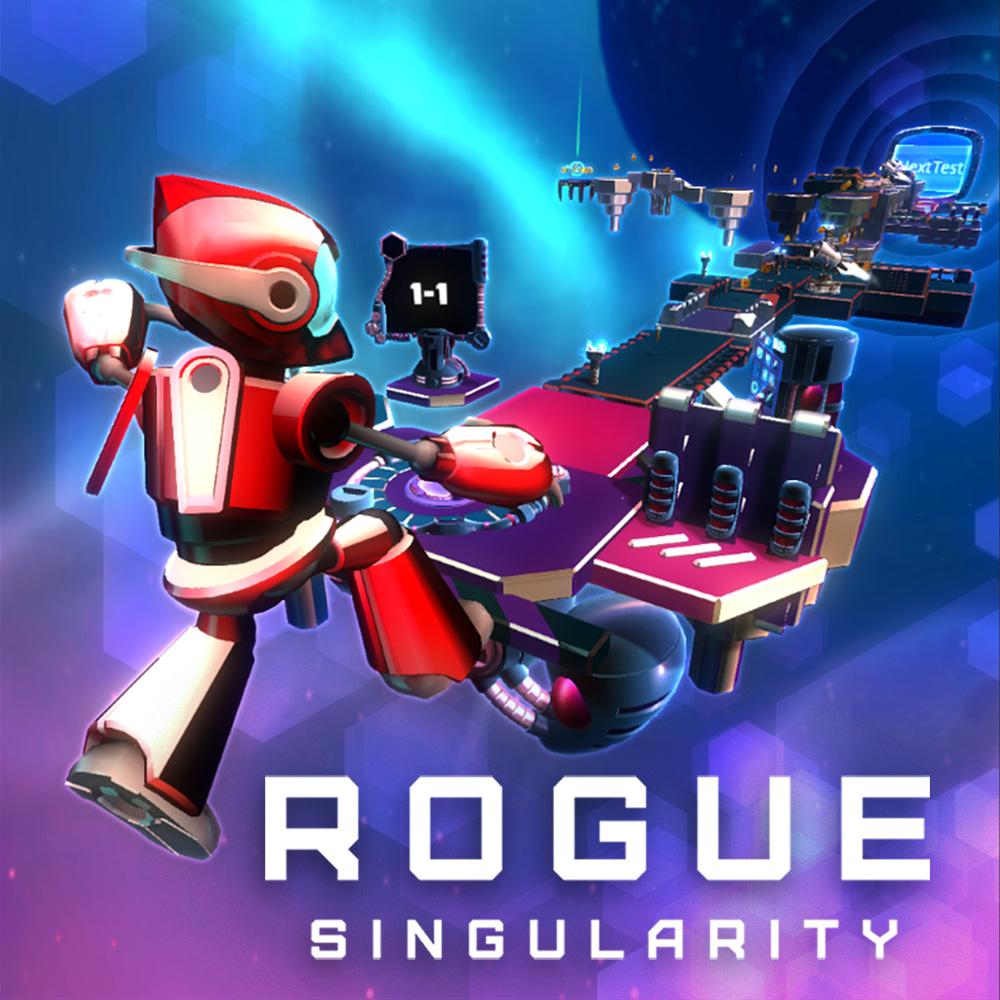 Juego de plataformas Rogue Singularity al 90% en la eShop de Nintendo Switch