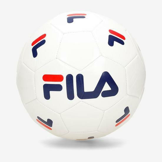 Balón Fútbol Fila (color blanco)