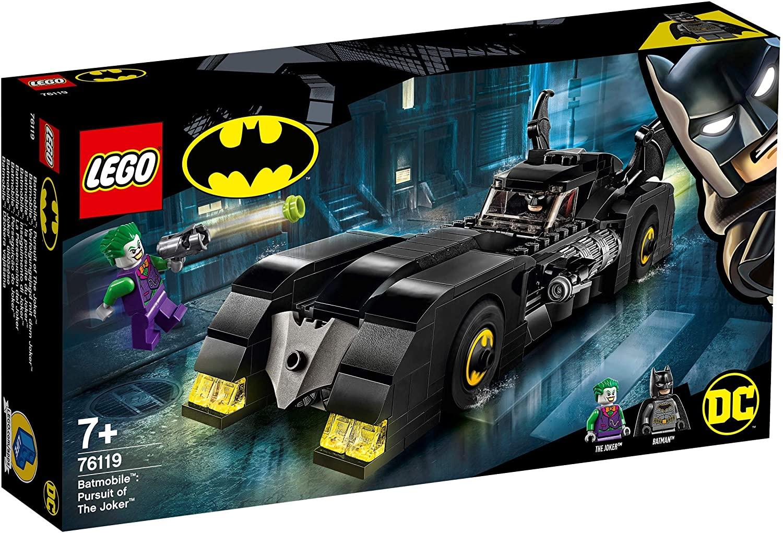 LEGO DC Super Heroes - Batmobile: La Persecución del Joker (76119)