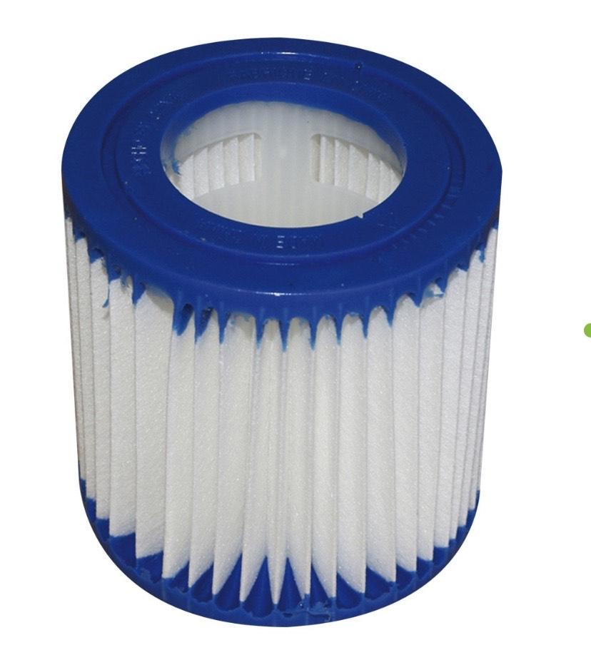 Filtro cartucho QP para piscinas de 1 m³/h