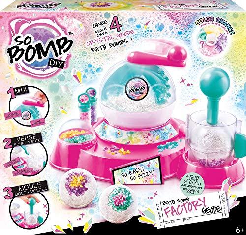 Fábrica de Bombas de baño de Cristal