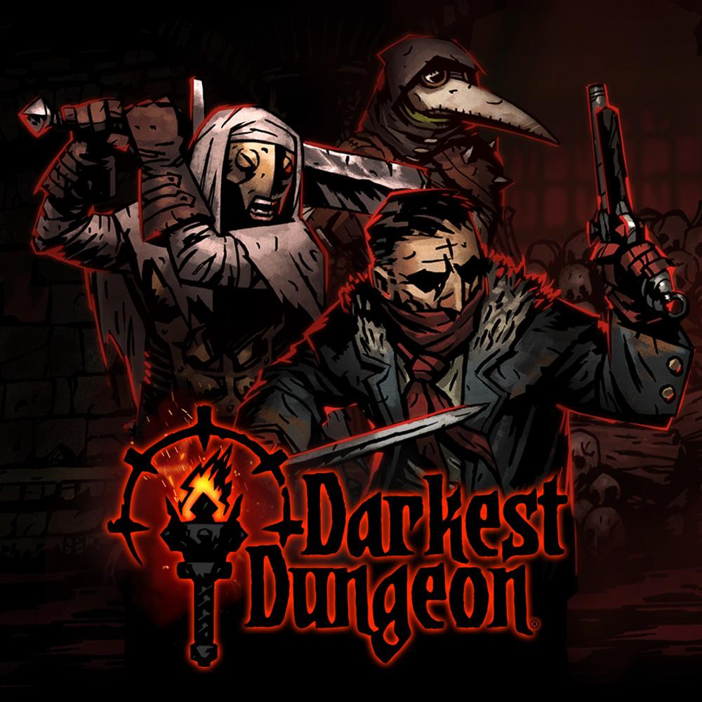 Darkest Dungeon, Nintendo Switch (eShop ES, SUD)