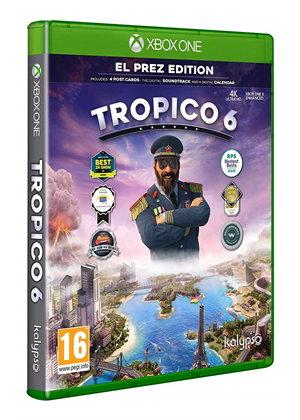 Tropico 6 - El Prez Edtion (Xbox One)