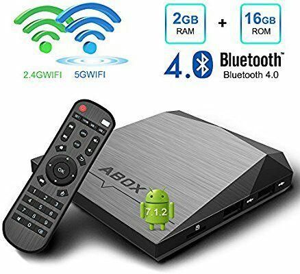 Tv box 2 gb+ 16 rom+ bluetooth (oferta flash)