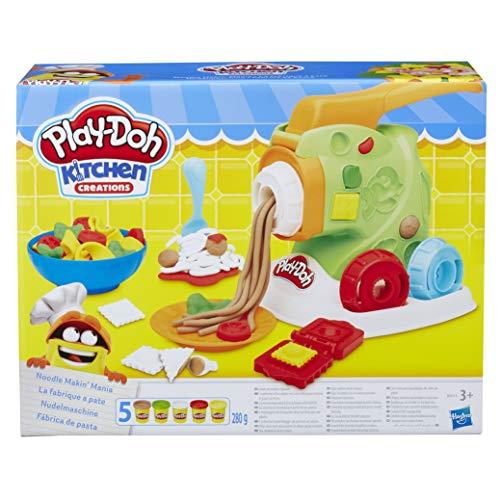 Play-Doh- Fábrica de Pasta