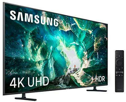 """Samsung 4K UHD 2019 UE55RU8005 - Smart TV de 55"""" - De 2ª mano - Aceptable"""