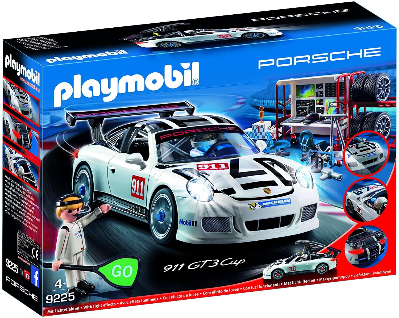 Set Playmobil Porsche 911 GT3 Cup solo 24.6€