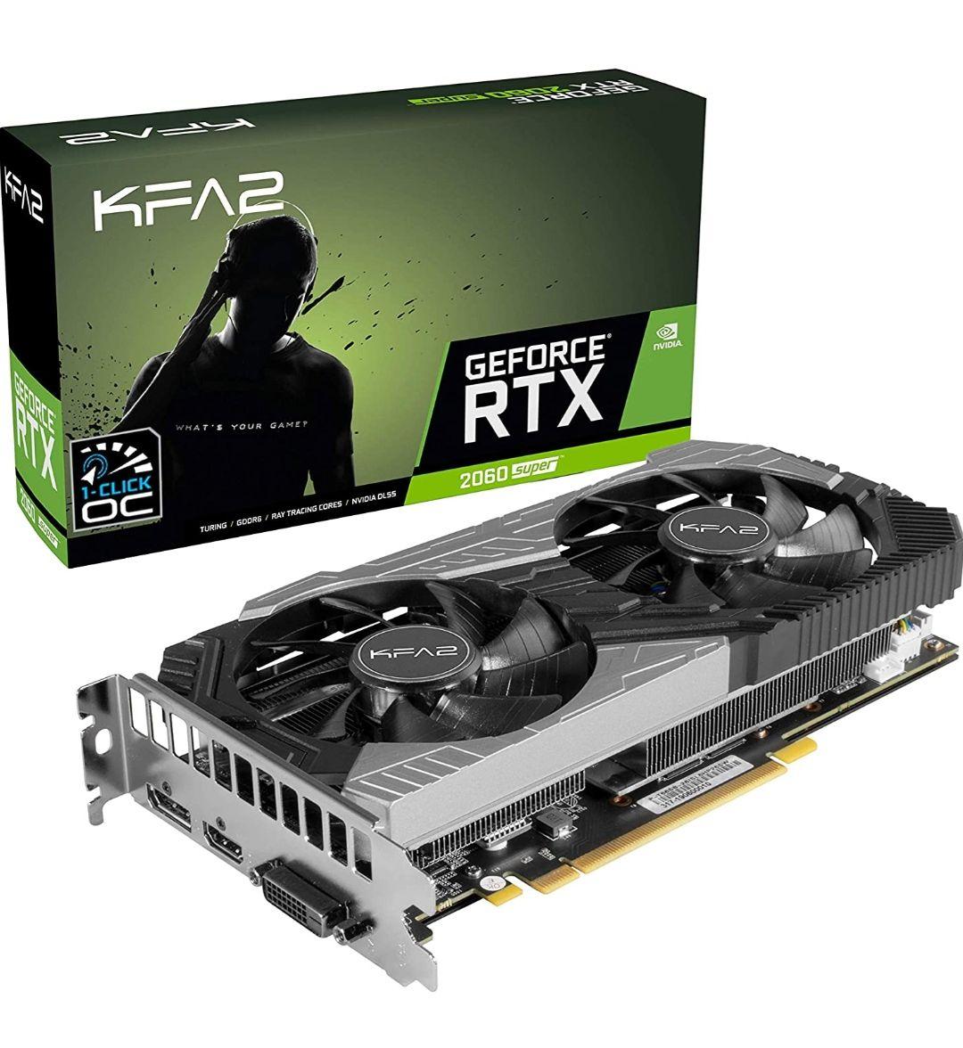 KFA2 RTX 2060 SUPER OC 8 GB