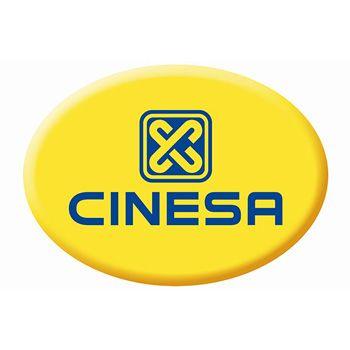 Entradas de Cine cinesa casi a mitad de precio
