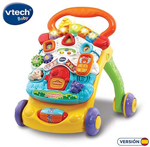 VTech - Correpasillos Andandín 2 en 1, Diseño Mejorado