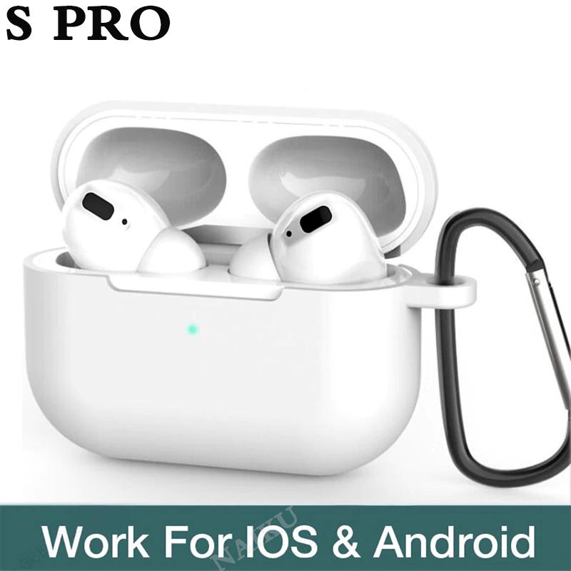Airpodering Pro 3-auriculares TWS en 4 colores la caja.