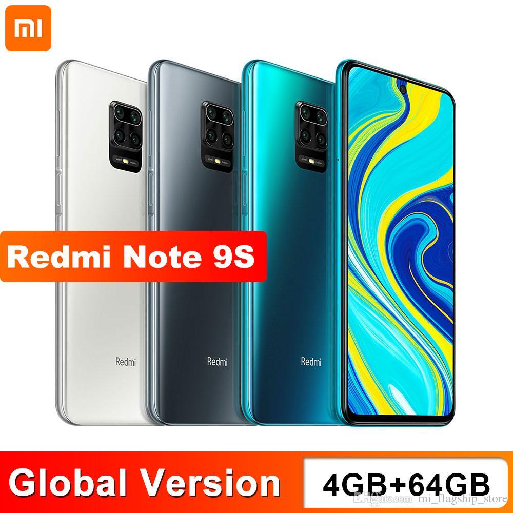 Xiaomi Redmi Note 9S   Global 4GB 64GB