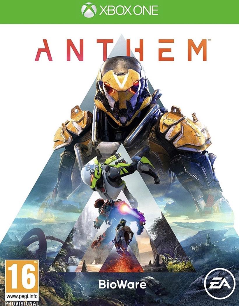 Anthem para Xbox One