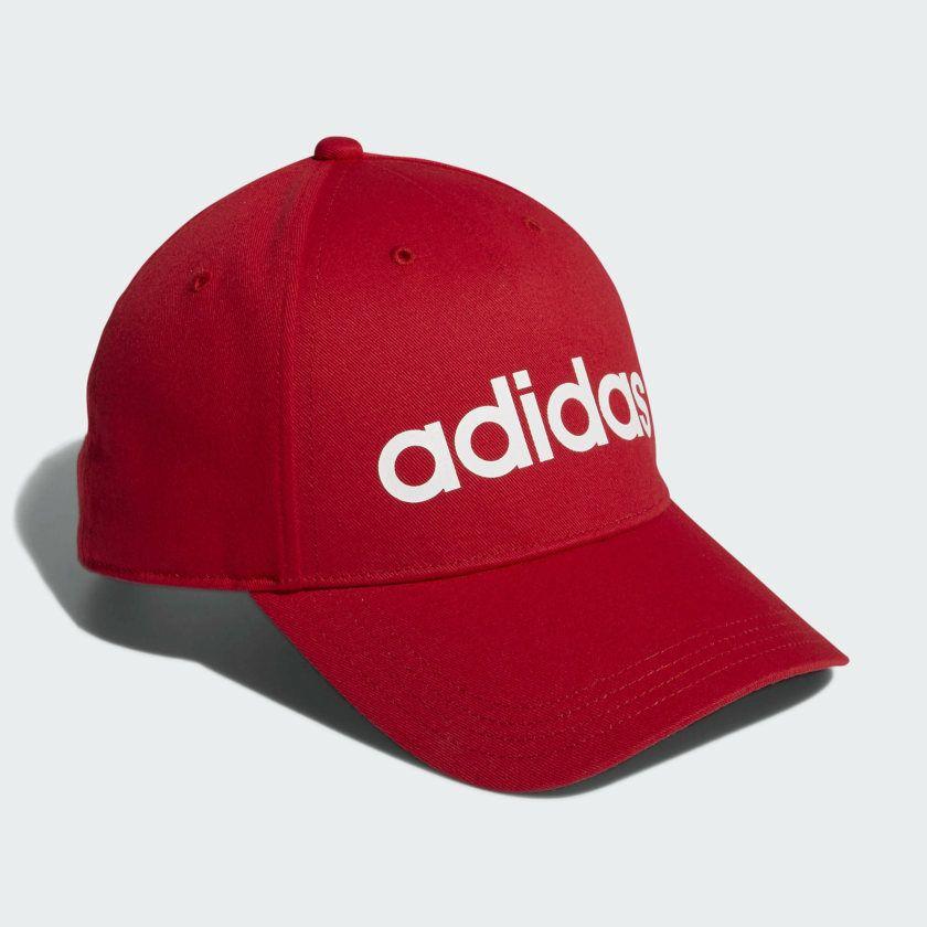 GORRA ADIDAS ( colores blanca o roja) 54-60cm