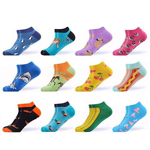 12 pares calcetines cortos muuuuuuu chulos!!!!!