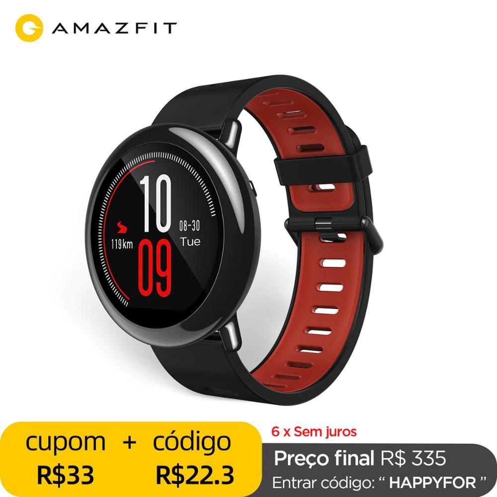 2 x Amazfit Pace desde España por 87€ (43,50€/unidad)