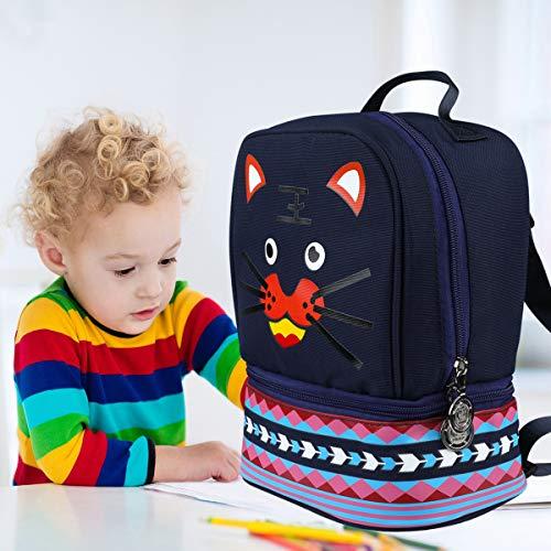 Mochilas infantiles, gatito, varios colores a elegir