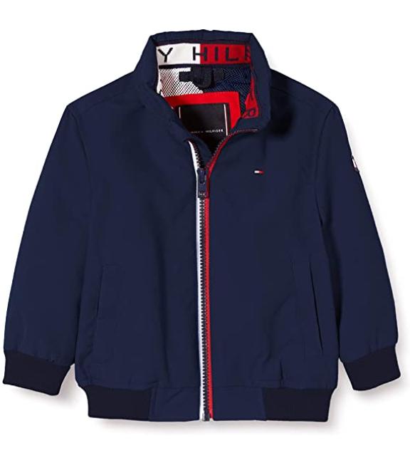 Tommy Hilfiger Essential Jacket Chaqueta para Niños Talla 74 (12 meses)