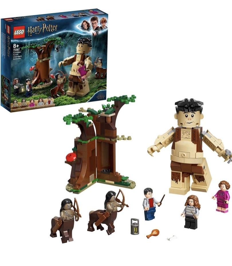 Mínimo LEGO Harry Potter Bosque Prohibido