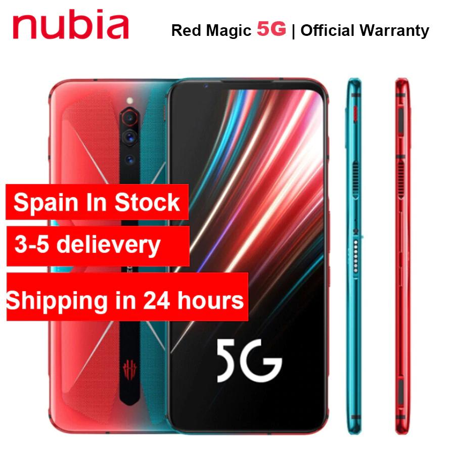 Nubia RedMagic 5G 8GB/128GB Versión EU (Envío desde España)