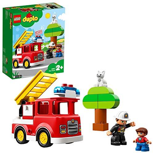 LEGO Duplo Town Camión de Bomberos,