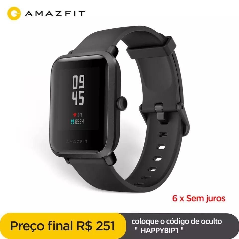 Amazfit bip desde España