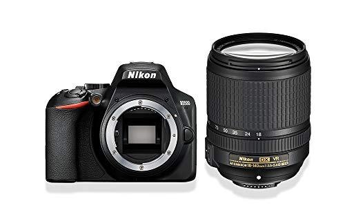 Nikon D3500 - AF-S DX NIKKOR 18-140mm VR Cámara Reflex