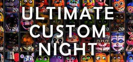 Ultimate Custom Night GRATIS [Steam]