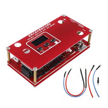 Mini soldador por puntos DIY portátil, batería 18650, fuente de alimentación para varias soldaduras