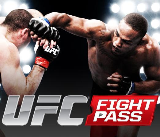 World of Bin: BIN UFC FIGHT PASS