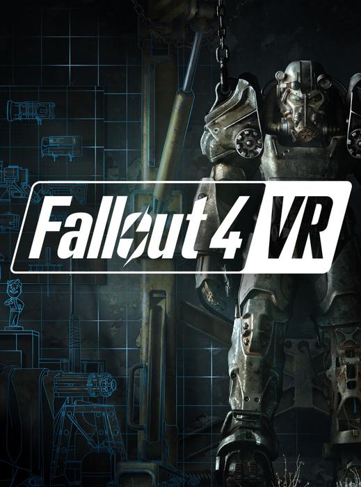FALLOUT 4 VR para Steam