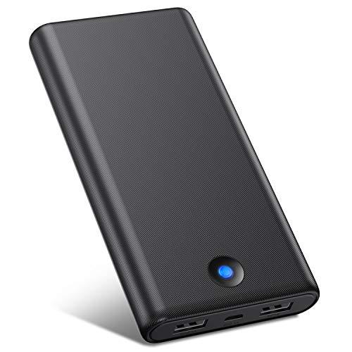 VOOE Batería Externa Móvil Power Bank 25800mAh